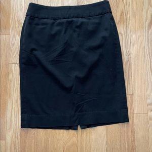 Banana Republic Black Stretch Skirt